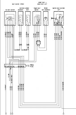 seat heater diagnosis 996 tt 996 tt s 996 gt2 renntech org rh renntech org porsche 996 seat wiring diagram porsche 996 seat wiring diagram