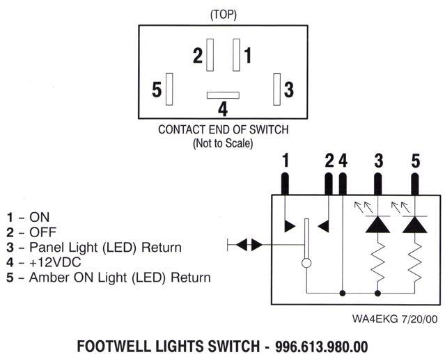 Oem Dash Switches Wiring