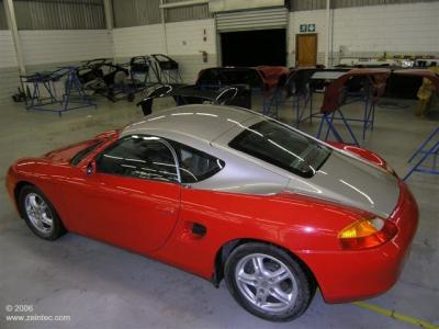 hardtop for boxster 986 series boxster boxster s