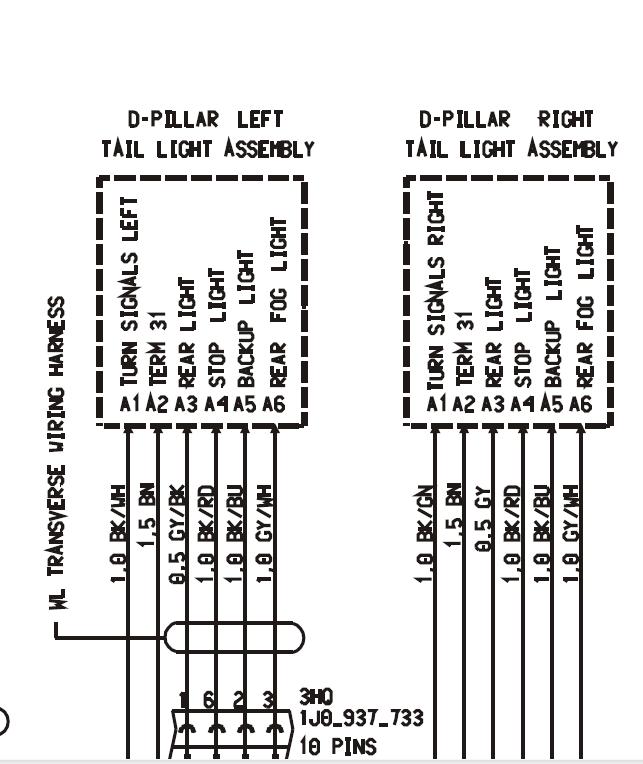 Wiring Diagram - 9pa  9pa1  Cayenne  Cayenne S  Cayenne Turbo  Cayenne Turbo S