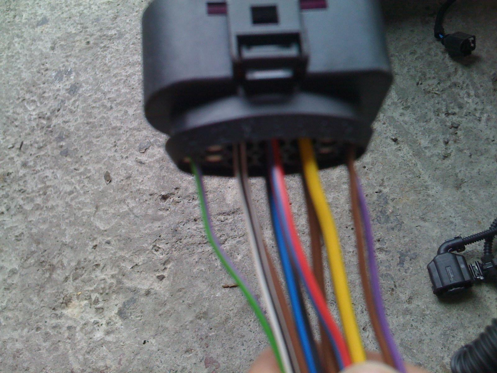 957 Bi-Xenon connector PIN diagrams..Help ! - 9PA, 9PA1 ...