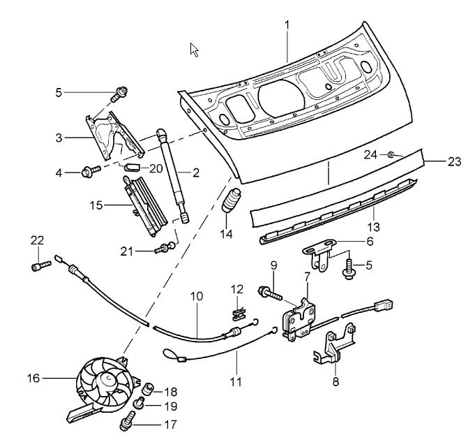 part  for  u0026 39 original u0026 39  spoiler wiring harness
