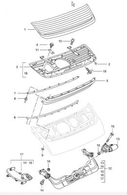 porsche 996 rear wiring diagram porsche 911 turbo engine