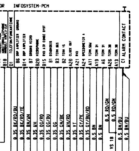 pcm wiring diagram for 09/2001 tt  996 tt 996 tt s 996