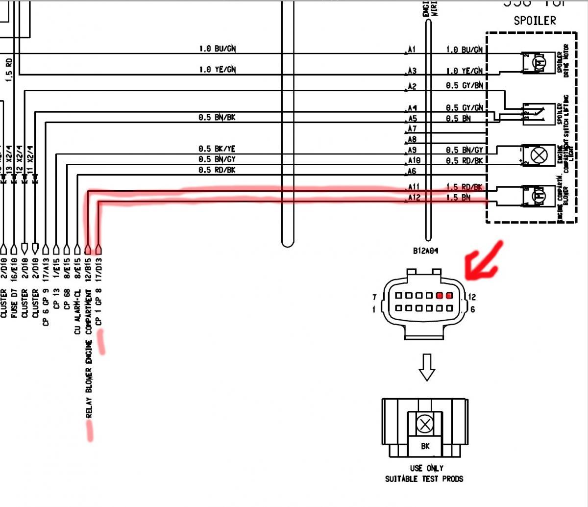 Porsche 996 Engine Code: P1675 Porsche Fault Code 658
