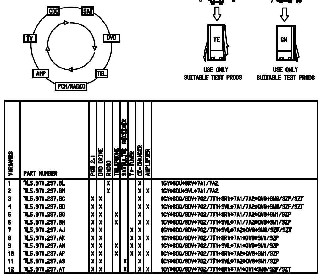 2001 Vw New Beetle Wiring Diagram : Pat wiring diagram connectors free engine image for