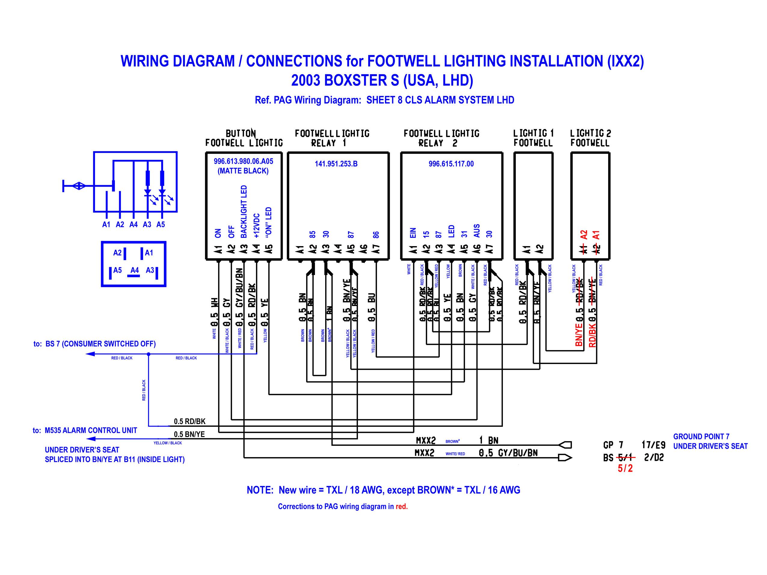 Beautiful Porsche 996 Wiring Diagram Ideas - Electrical System Block ...
