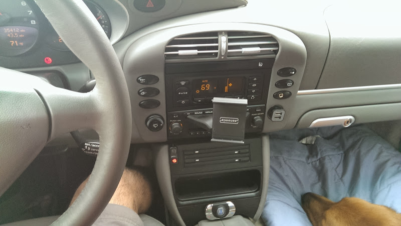 Bluetooth Handsfree Install In A 996 With Cdr  Bose