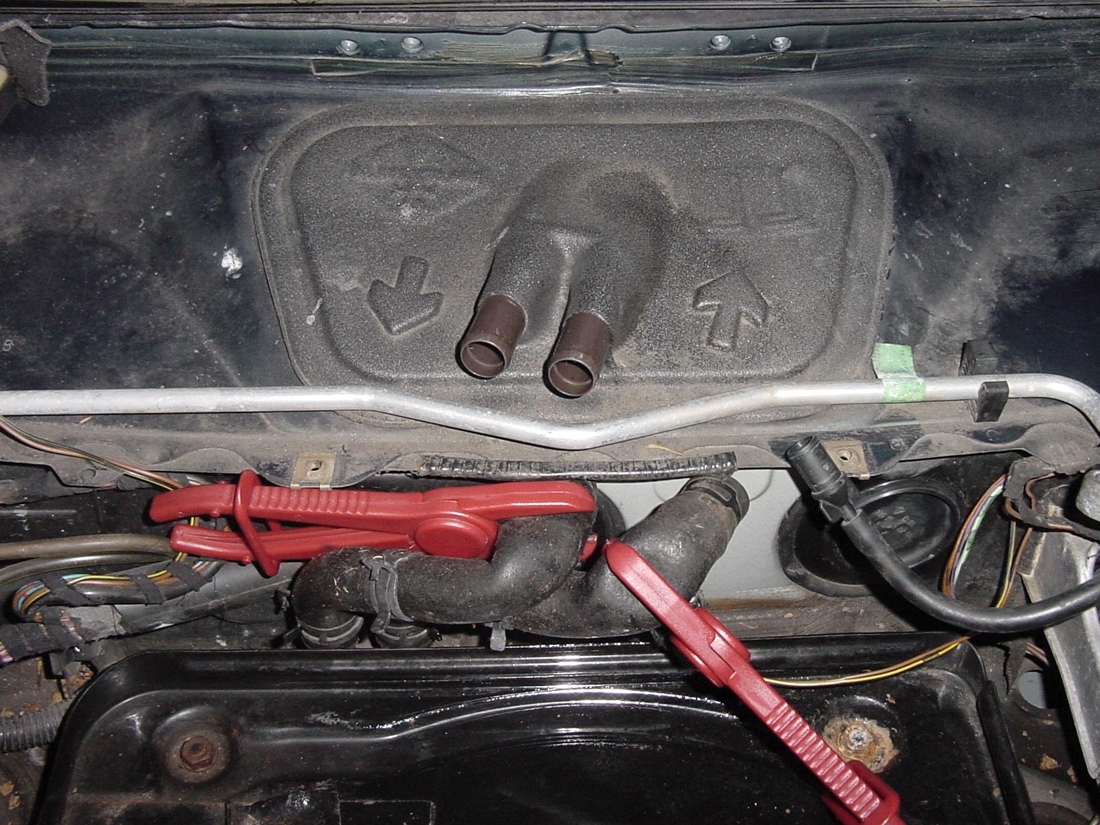 Heater Core Removal 996 99 C2 996 Series Carrera