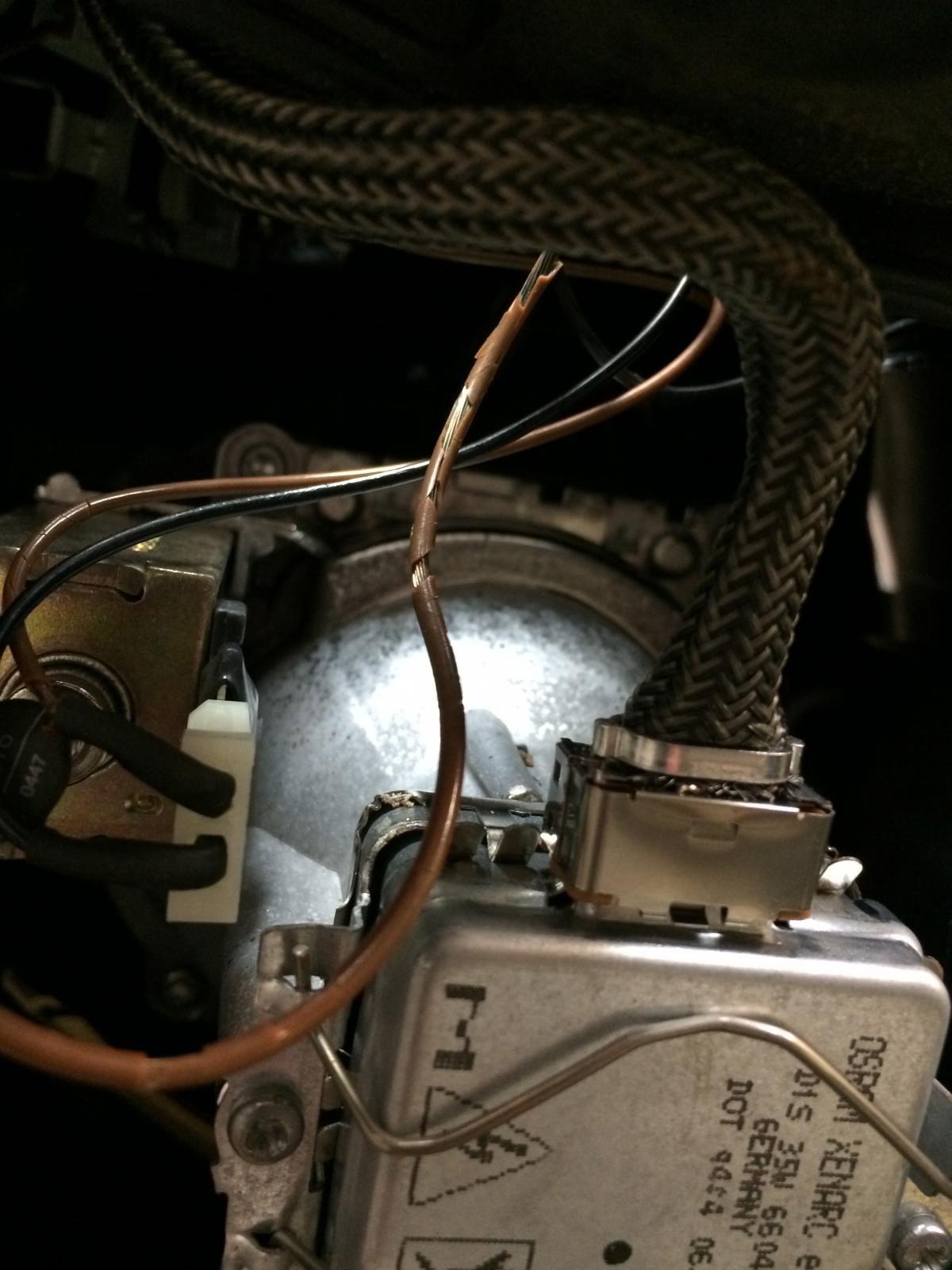 headlight internal wire harness deteriorating 9pa, 9pa1 (cayenne Ford Expedition Headlight Wiring Harness post 72469 0 74277700 1416532980_thumb j