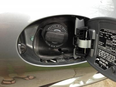 How To Remove Fuel Filler Door 996 Series Carrera