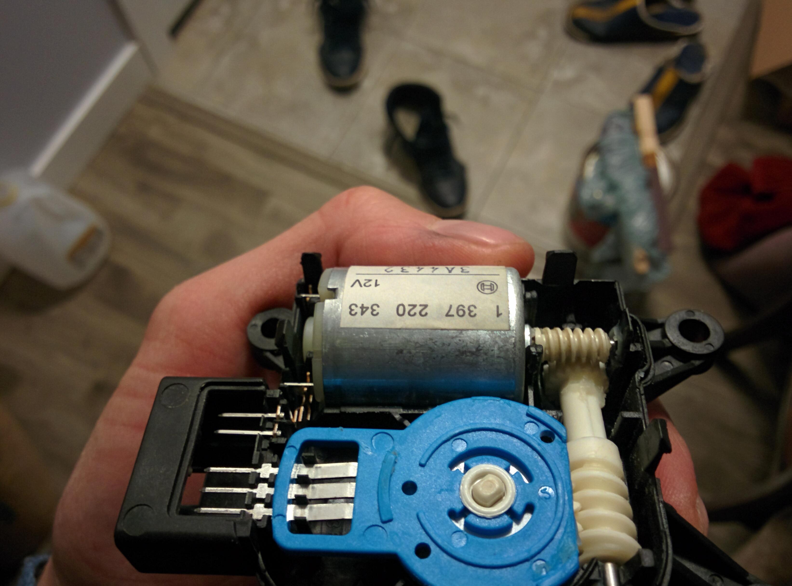 A C Flap Actuator 9pa 9pa1 Cayenne Cayenne S Cayenne