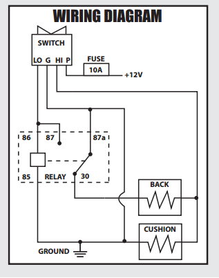 Wiring Diagram For Heated Seats | Wiring Diagram on subaru seat wiring harness diagram, heated seat controller diagram, heated seat switch, seat heater switch 84751 42020 diagram, 2006 volvo power seat wiring diagram, carling toggle switch diagram, audi tt seat wire diagram, gm power seat wiring diagram, heated seat thermostat replacement, heated seat circuit, nissan seat wiring diagram, heated driveway electric wiring diagram,