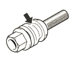 11589 Length Of Standard Lug Bolts