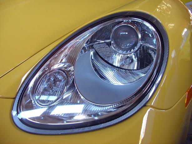 Porsche Cayman 987 55w Clear Xenon HID Low Dip Beam Headlight Headlamp Bulbs
