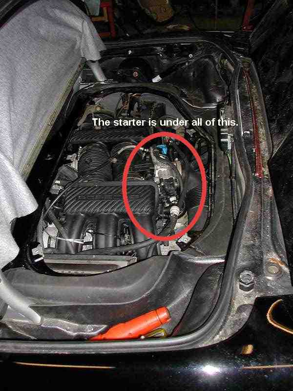 Engine start up noise - 986 Series (Boxster, Boxster S