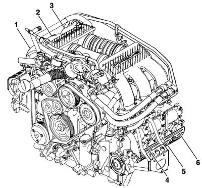 Porsche 996 Engine Cylinder Diagram